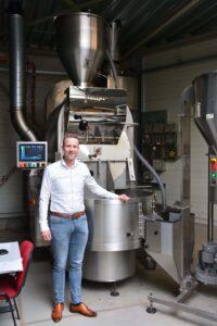 CALOR koffiebrander - duurzaamheid