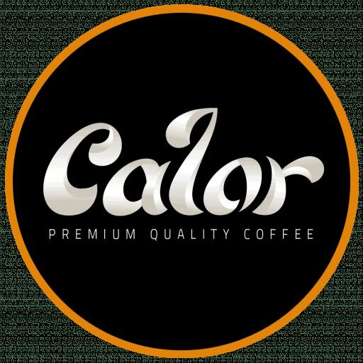 Calor - premium quality coffee. Vers gebrande koffiebonen, met branddatum.