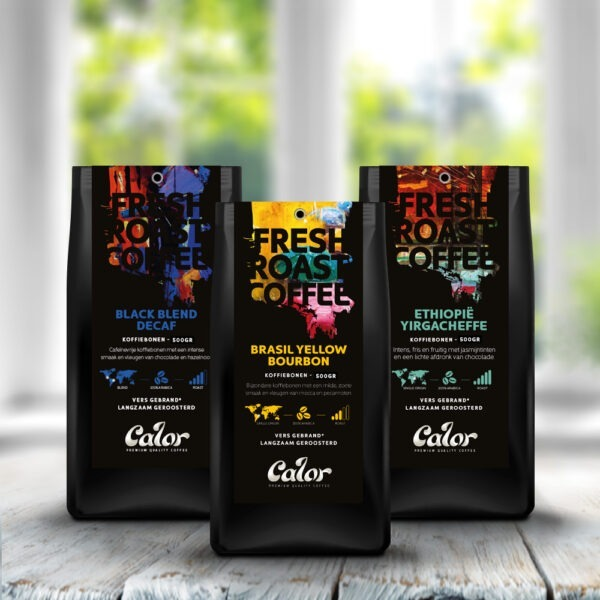 calor mix and pack koffiebonen proefpakket 2