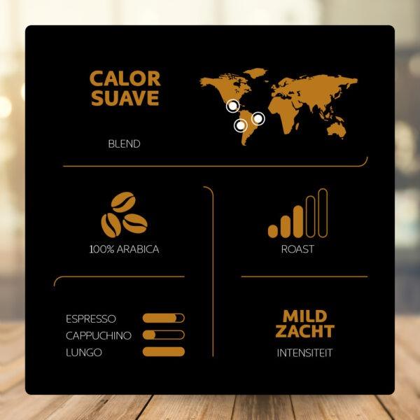 calor-suave-blend-koffiebonen-kenmerken